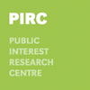 Public Interest Research Centre logo